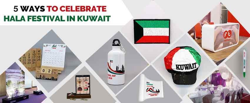 Hala Festival in Kuwait