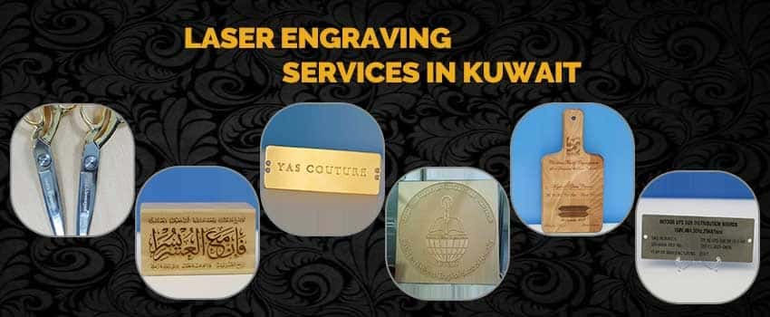 Laser Engraving and Laser Marking services
