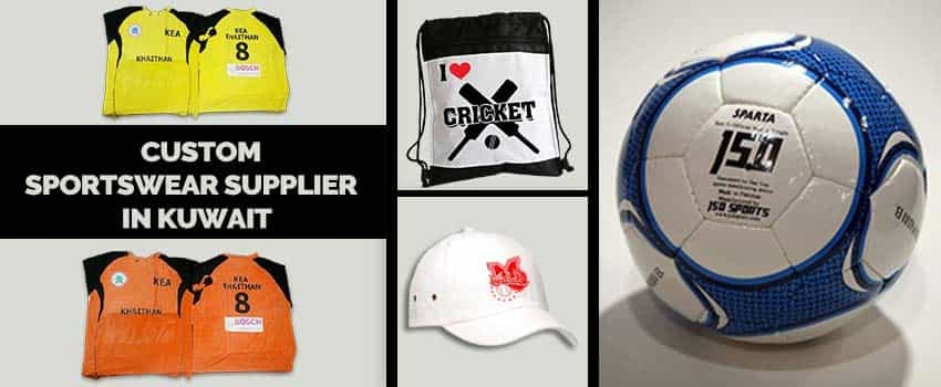 Custom Sportswear and Sports Items