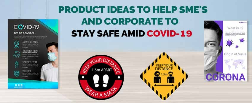 Corporate to stay safe amid COVID-19