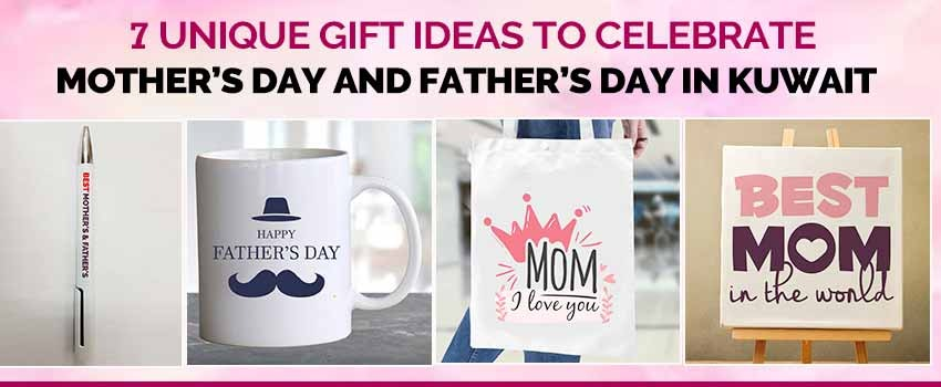 Celebrate Mothers Day and Fathers Day