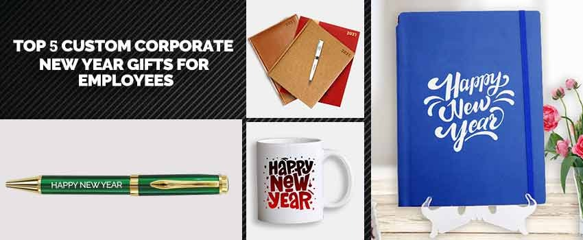 Corporate New Year Gifts for Employees