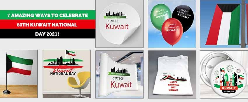 Amazing Ways to Celebrate 60th Kuwait National Day