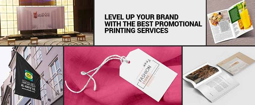 Best Promotional Printing Services