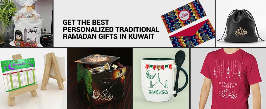 Best Personalized Traditional Ramadan Gifts in Kuwait
