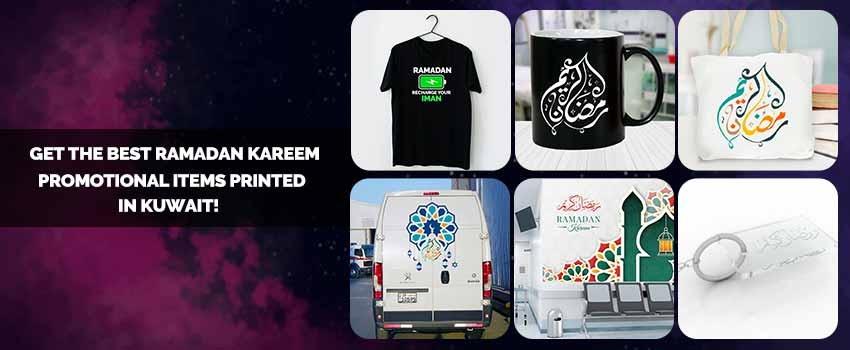 Ramadan Kareem Promotional Items
