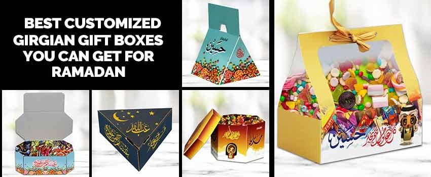 Girgian Gift Boxes