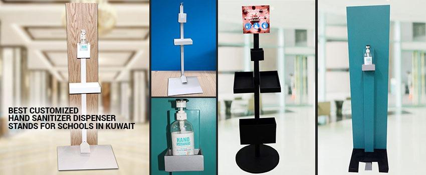 Hand Sanitizer Dispenser Stands