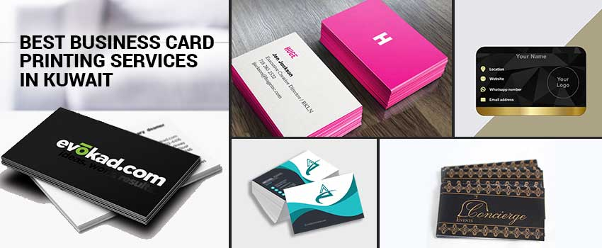 Best Business Card Printing Services in Kuwait