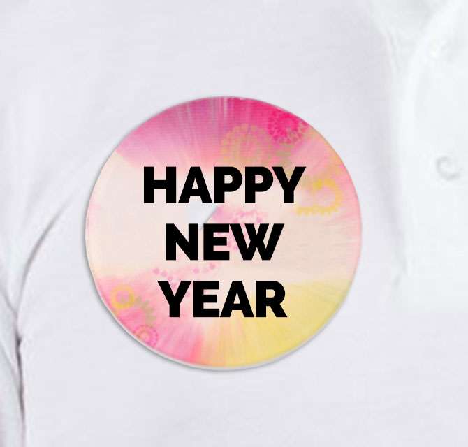 New Year 2021 Badges